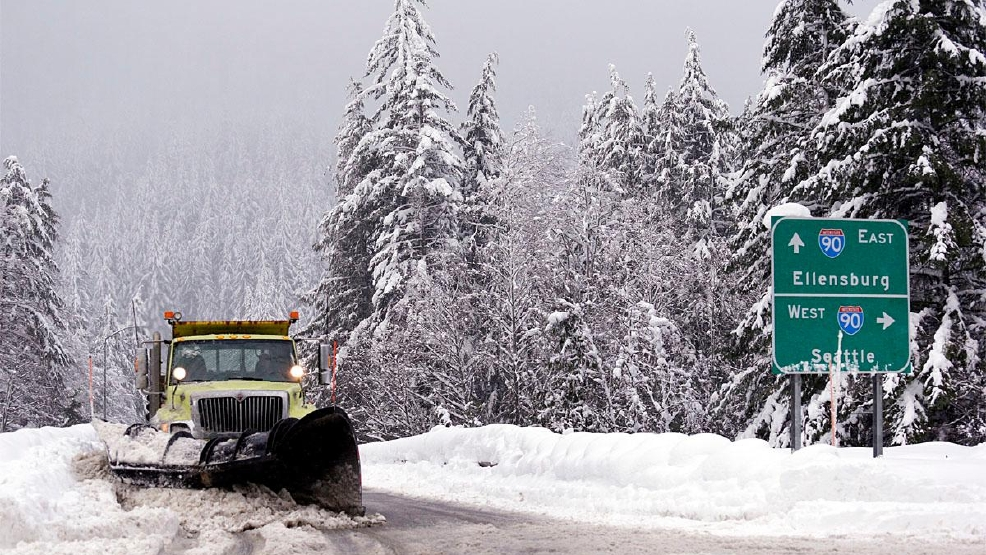 Snoqualmie Pass has snowiest December on record; Seattle pretty rainy too